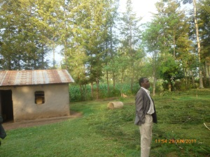 Mr.Mutange (Director) at Great Mercy Farm